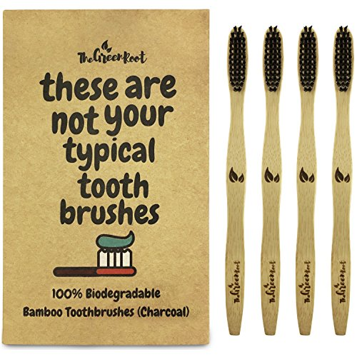 Bamboo Charcoal Infused Toothbrush Bristles product image