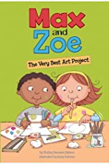 Max and Zoe: The Very Best Art Project Paperback