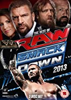 WWE - The Best of Raw and Smackdown 2013