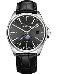 Glycine combat classic moonphase GL0116 Mens automatic-self-wind watch