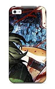 Hazel J. Ashcraft's Shop Discount durable Protection Case Cover For Iphone 5c(highschool Of The Dead)