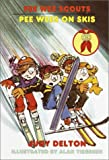 Pee Wees on Skis, Judy Delton, 0440408857
