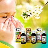 TUKOL Cough and Congestion Cold Syrup - Fast Acting Formula, Cough Suppressant and Nasal Decongestant Multi-Symptom Cold Relief, 4 fl oz