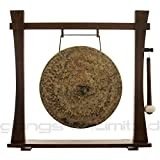 22'' Atlantis Gong on Spirit Guide Gong Stand