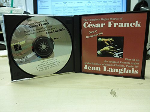 Complete Organ Works by Jean Langlais