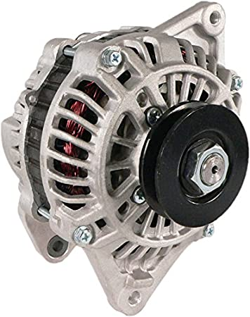 NEW 50A ALTERNATOR FITS CATERPILLAR LIFT TRUCK GC15 GC18 GC20 A2TA2871 A2TA2871A