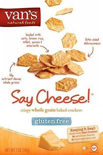 van cheese crackers - 9