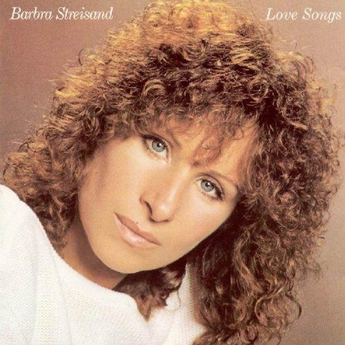 Streisand, Barbra Love Songs LP CBS 10031 EX/EX 1981 with inner