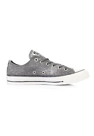 ea978916a965d Trainers Chuck Taylor Sparkle Gris Converse All Star 37 Women ...