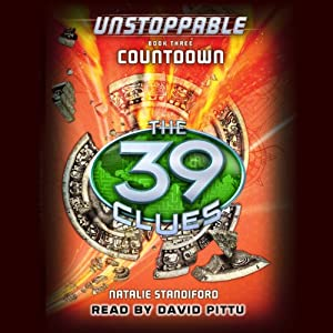 The 39 Clues: Unstoppable, Book 3 Audiobook