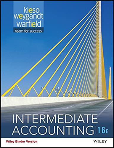 Amazon intermediate accounting binder ready version amazon intermediate accounting binder ready version 9781118742976 donald e kieso jerry j weygandt terry d warfield books fandeluxe Gallery
