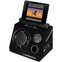 Sondpex CSF-D65B Bluetooth Docking Speaker System & Digital Music Player