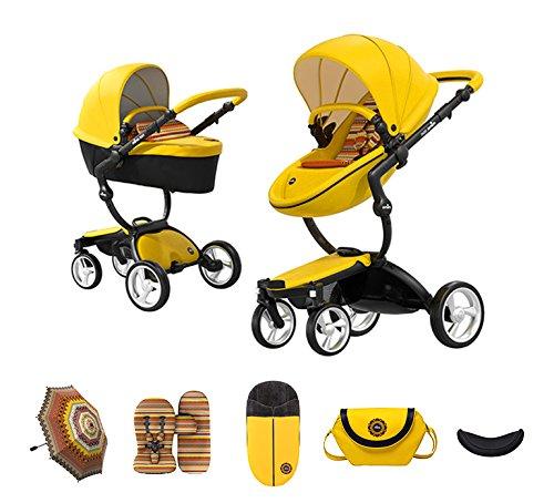 Mima Xari Yellow Limited Edition Bundle