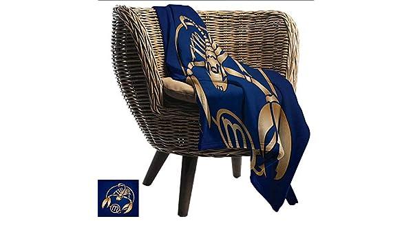 Anshesix Manta Decorativa símbolo del horóscopo del Zodiaco en un ...