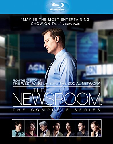 Broadcast Series - The Newsroom - Complete Season 1-3 [Blu-ray] [Region Free]