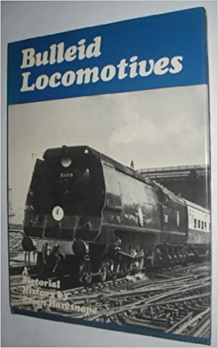 bulleid locomotives brian haresnape