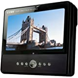 Coby TF-DVD7050 7-Inch TFT Portable Tablet-Style Portable DVD Player