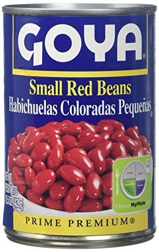 Goya Small Red Beans 15.5 oz -