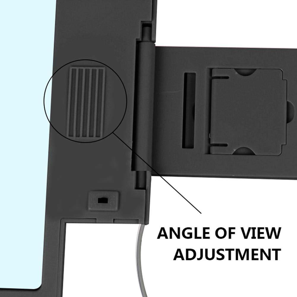 Almencla Interruptor De Control Remoto Universal AC220V Interruptor De Rel/é Inal/ámbrico 433MHz ON//OFF