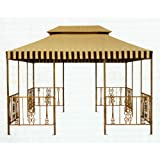 PH Victorian Gazebo Replacement Canopy – RipLock 350 For Sale