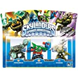 Figurines Skylanders : Spyro's Adventure - Prism Break + Boomer + Voodood