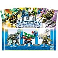 Activision Skylanders: Spyro's Adventure - Triple Character Pack Voodood, Boomer and Prism Break (Wii/PS3/Xbox 360/PC)