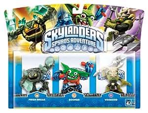 Skylanders: Spyro's Adventure - Prism Break / Boomer / Voodood