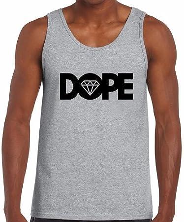 Camisetas Tirantes - diseño Original - Camiseta Tirantes - Dope Diamond - XXL: Amazon.es: Hogar