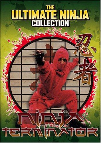 Ultimate Ninja Collection: Ninja Terminator USA DVD: Amazon ...