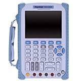 Hantek DSO1062B Handheld Digital Storage Oscilloscope 6000Counts DMM 200/100/60MHz 1GSa/s 2CH 5.6''TFT Color LCD Display