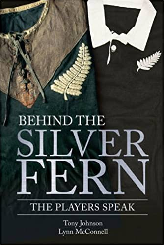 Book Behind the Silver Fern: Playing Rugby for New Zealand (Behind the Jersey Series)