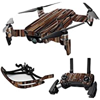 MightySkins Skin for DJI Mavic Air Drone - Woody | Max Combo Protective, Durable, and Unique Vinyl Decal wrap cover | Easy To Apply, Remove, and Change Styles | Made in the USA