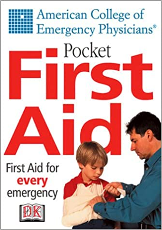 ACEP: Pocket First Aid (ACP Home Medical Guides)