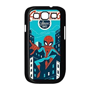 Samsung Galaxy s3 9300 Black Cell Phone Case The Amazing Spiderman LWDZLW1193 Phone Case Cover Custom Customized