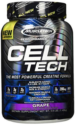 Muscletech Performance Series Cell-Tech, Grape, 1400 g