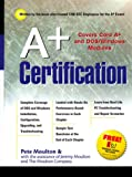 img - for A+ Certification Guide book / textbook / text book