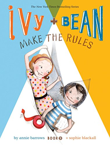 Meet Ivy and Bean, Two friends who never meant to like each -