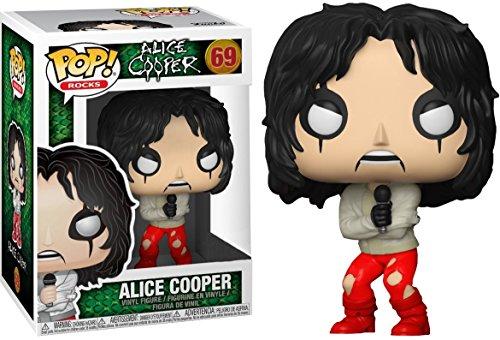 Funko Pop Rocks Alice Cooper with Straitjacket Exclusive Vin