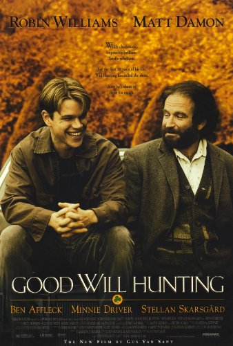 Hunting Poster 27x40 Williams Affleck product image