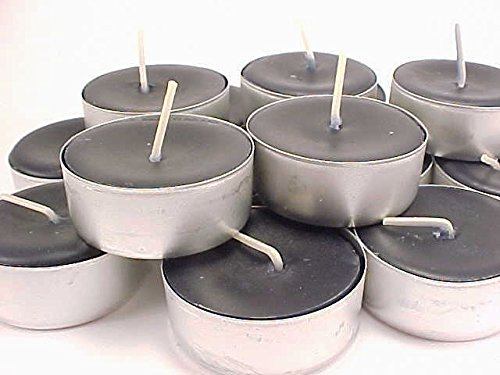 Market III Blue Tealight Candles Box of 36 French Floral Market Signature Scent With Honeysuckle and ()