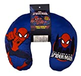 Marvel Spiderman Ultimate Plush Travel Neck Pillow, 11""