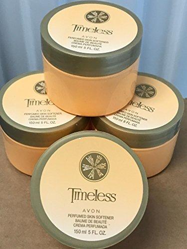 (Timeless Perfumed Skin Softener lot 4 pcs.)