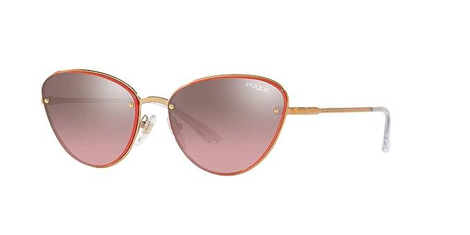 Vogue 0VO4111S Gafas de sol, Rose Gold, 57 para Mujer ...