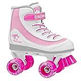 #1: Roller Derby FireStar Youth Girl's Roller Skates - 1978
