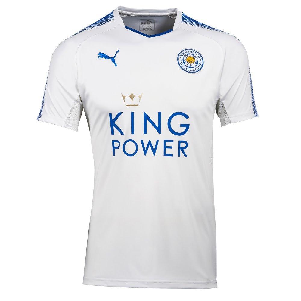 Puma Leicester City 3. Trikot 2017 2018
