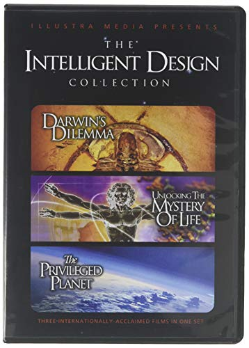 The Intelligent Design Collection - Darwin's Dilemma, The Privileged Planet, Unlocking the Mystery of - Collection Details Design