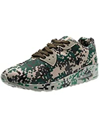 Unisex Camo Fashion Running or Walking Shoes For Casual...