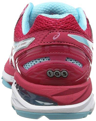 Asics Gt-2000 4, Zapatillas de Running Mujer Rosa (azalea/turquoise/white 2140)