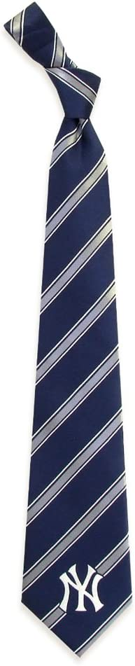 New York Yankees Woven Polyester Necktie