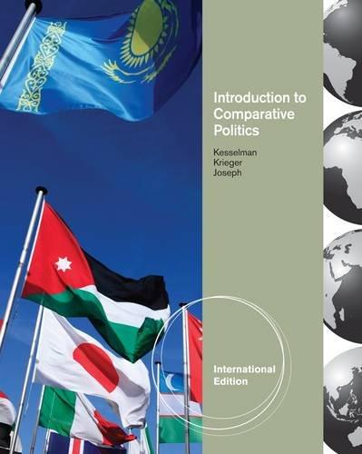 Download Introduction to Comparative Politics pdf epub